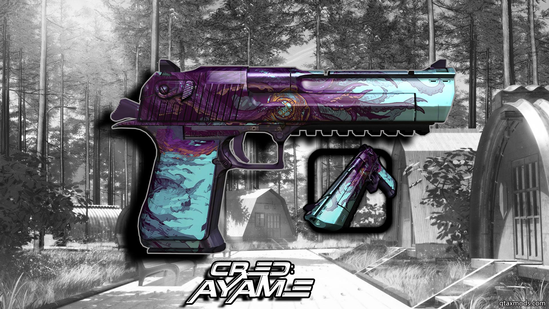 Fancy Deagle by Ayame