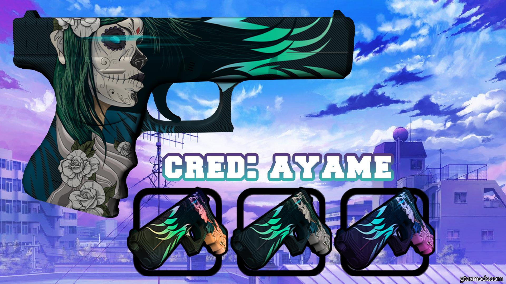 Glock 18 by Ayame