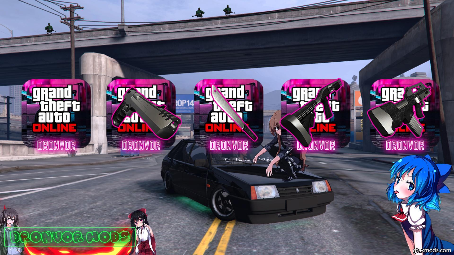 GTA Icons