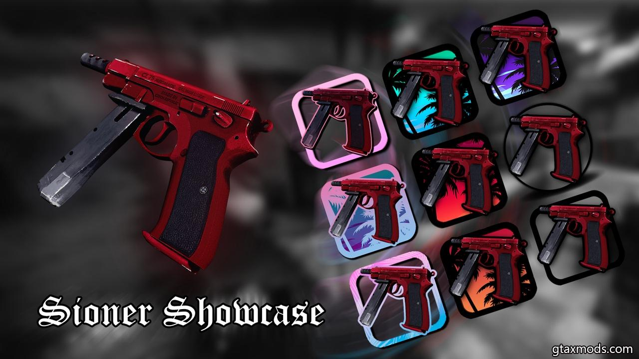 CZ-75 | Red by sionerZ
