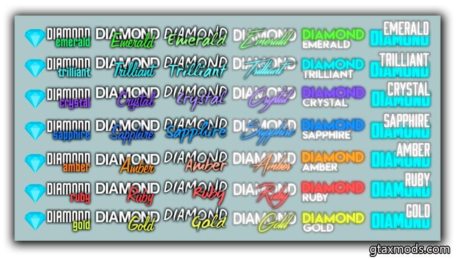 [LUA] Logo Diamond RP