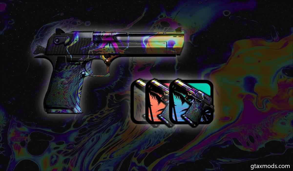 Icon Deagle Psychdicle