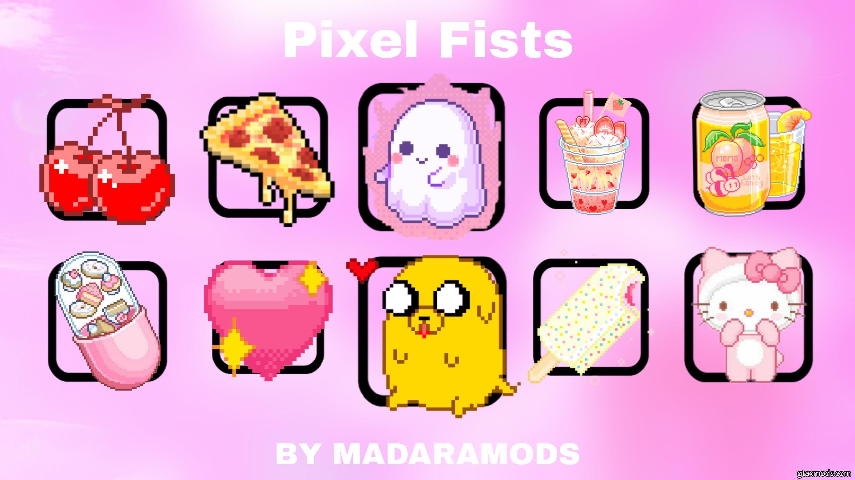 Pixel Fists