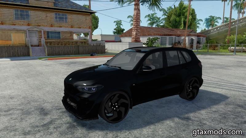 BMW X5 G05