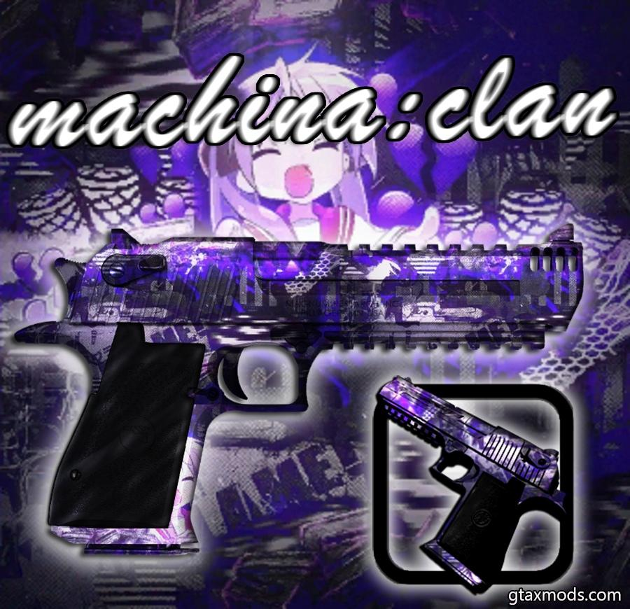 Deagle by machina:clan