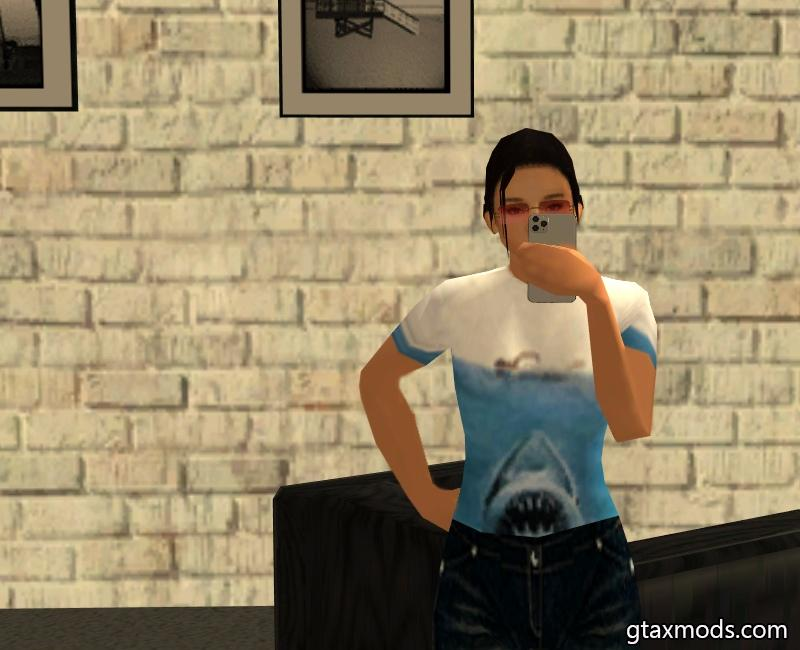 Alissa Nottingham | Jaws T-shirt