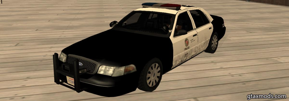 LSPD Ford Crown Victoria