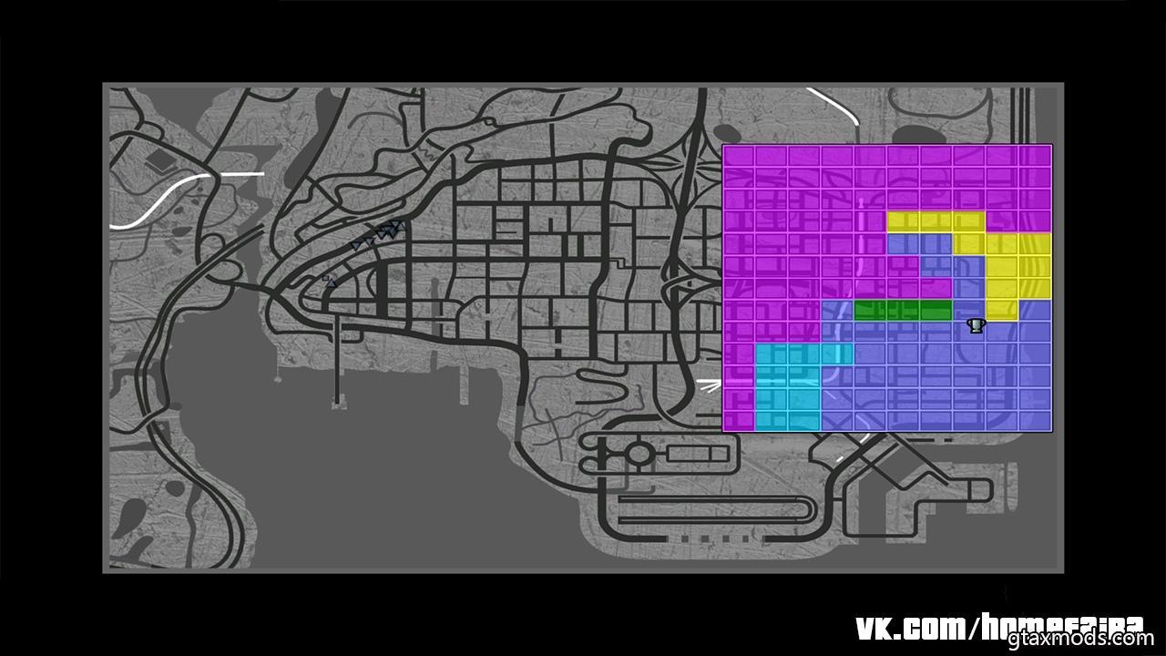 Diamond RP Map