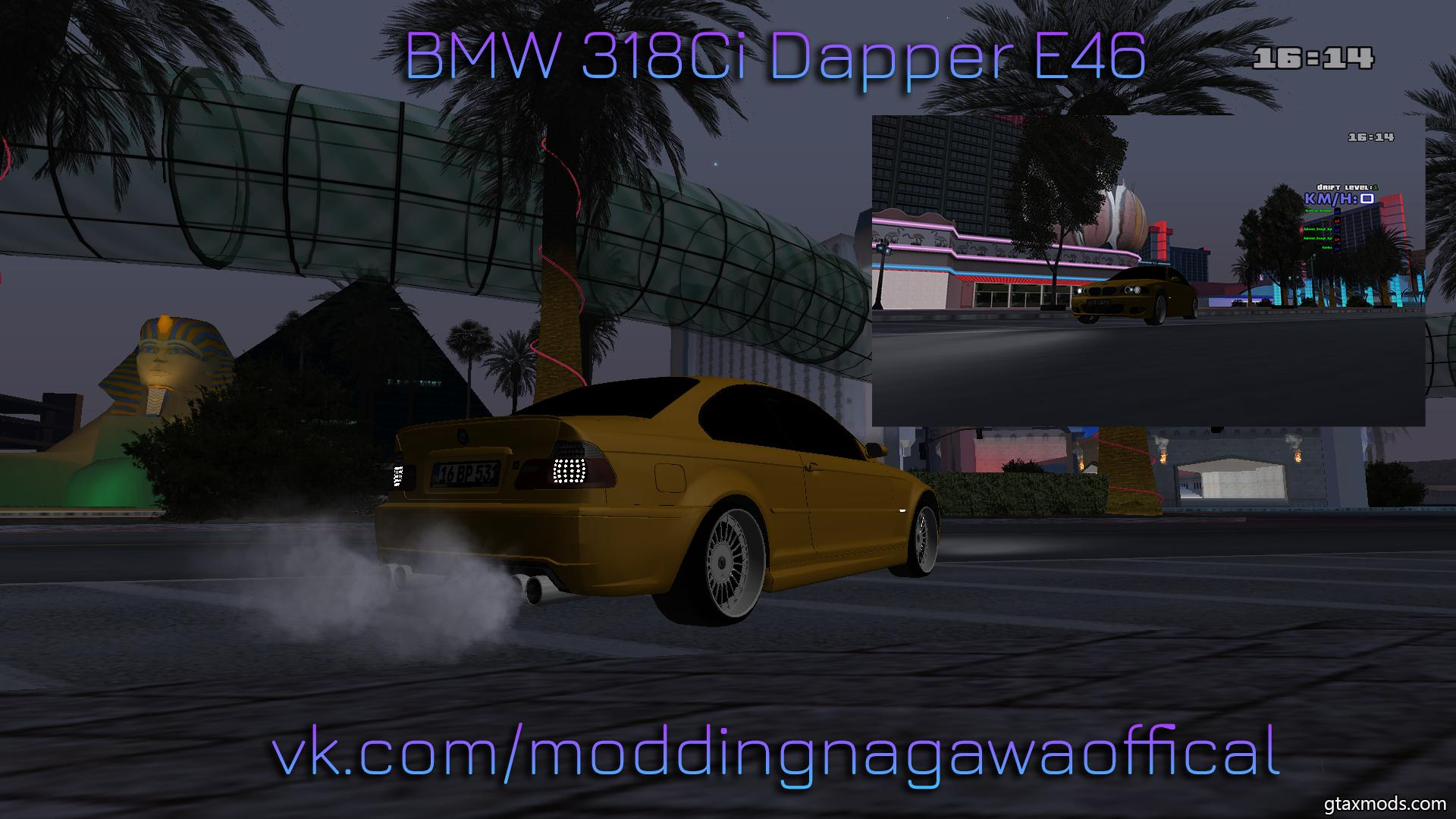 BMW 318Ci Dapper E46 [Cheetah]