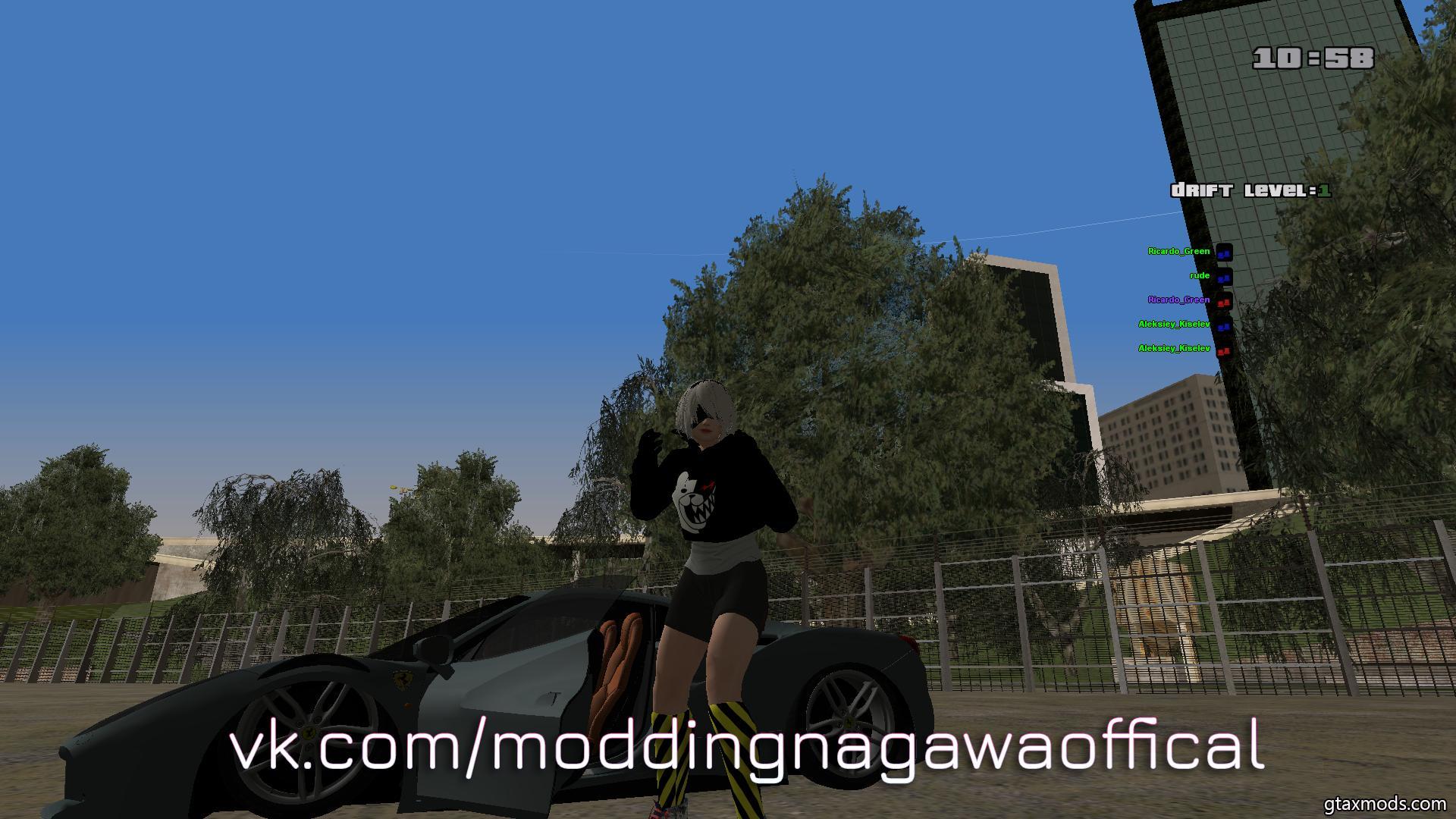 [random] 2B Nagawa Dead Elite