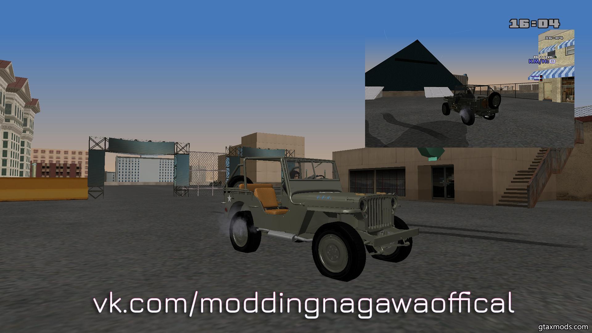 Mesa 1945 [Nagawa Dead Elite]