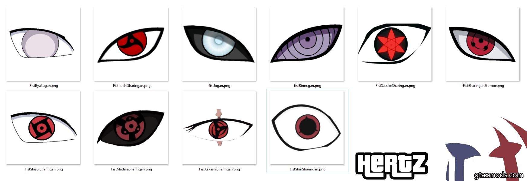 Fist-Pack  Eyes by HerTz
