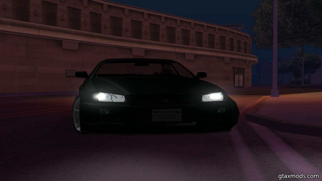 Nissan GTR V.spec2