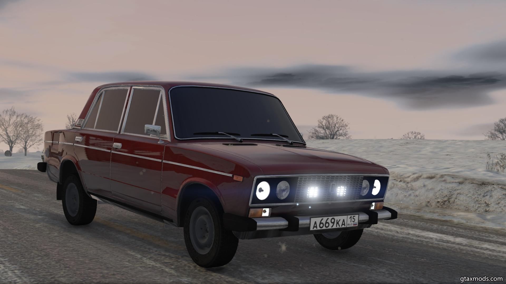 Lada 2106 GTA 5