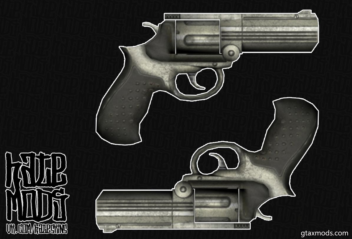 SHORT REVOLVER BY HATE