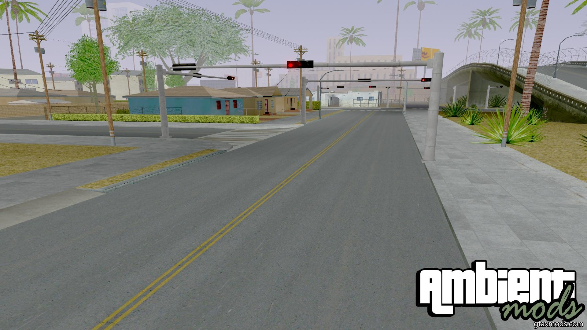 NEW ROADS | AMBIENT MODS