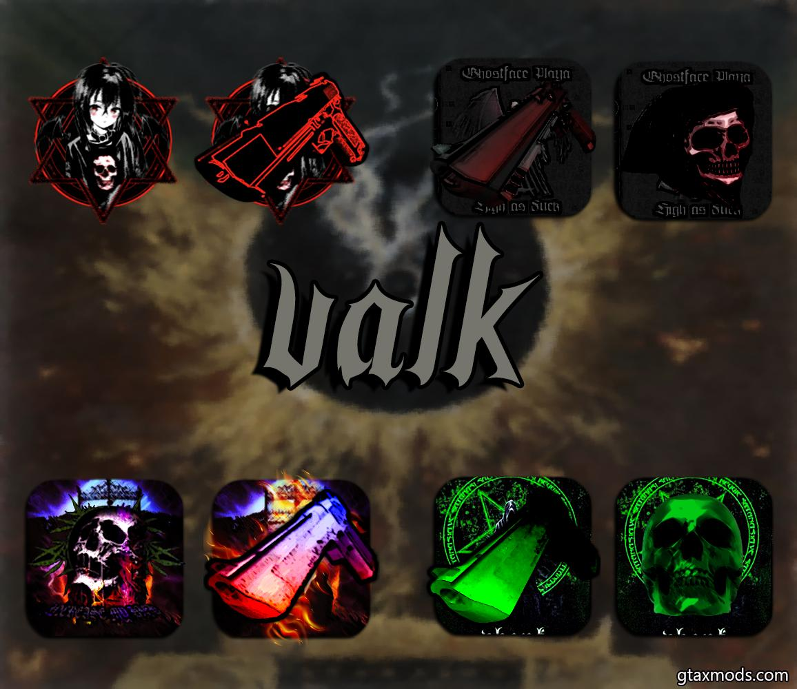 4PACK ICONS
