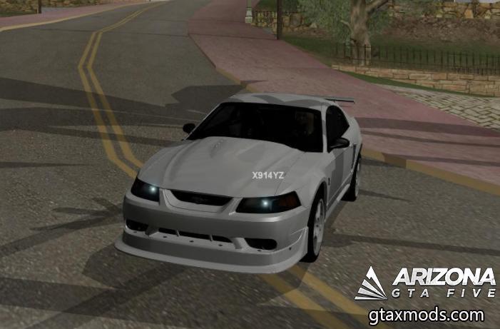 2000 Ford Mustang SVT Cobra R [IVF|ADB|VehFuncs|]